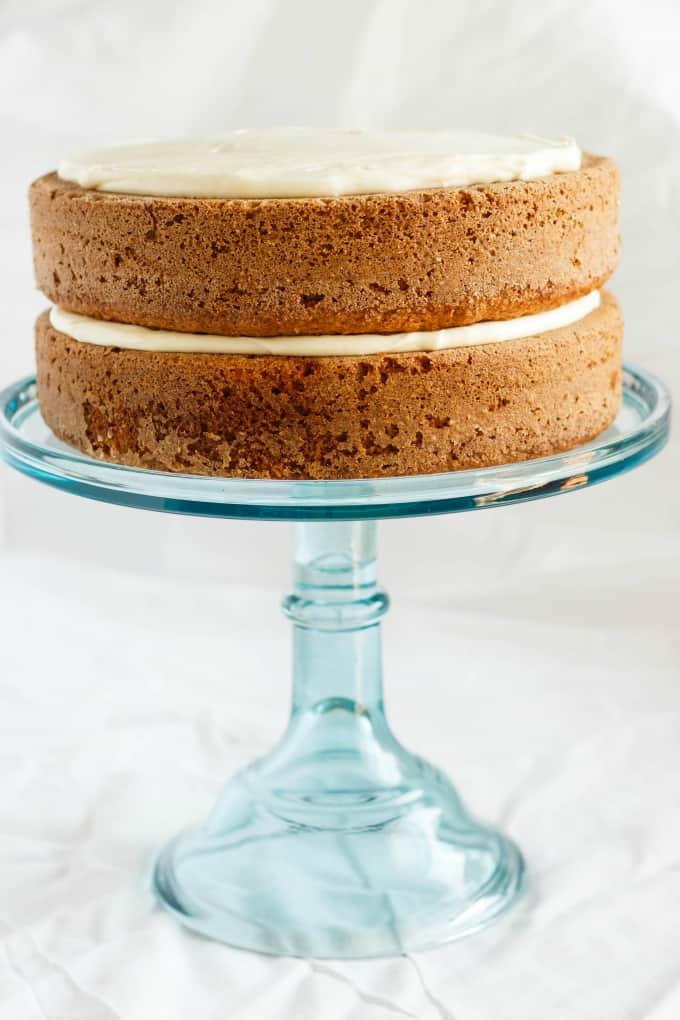 Gluten-Free Carrot Cake with Robin Hood Nutri Flour Blend 1