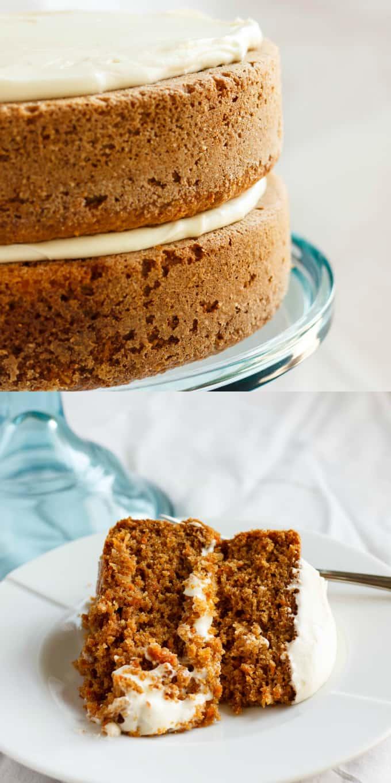 Gluten-Free Carrot Cake with Robin Hood Nutri Flour Blend 5