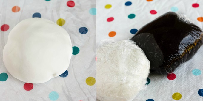 Tutorial How to Make Marshmallow Fondant (Two Ways!) 3