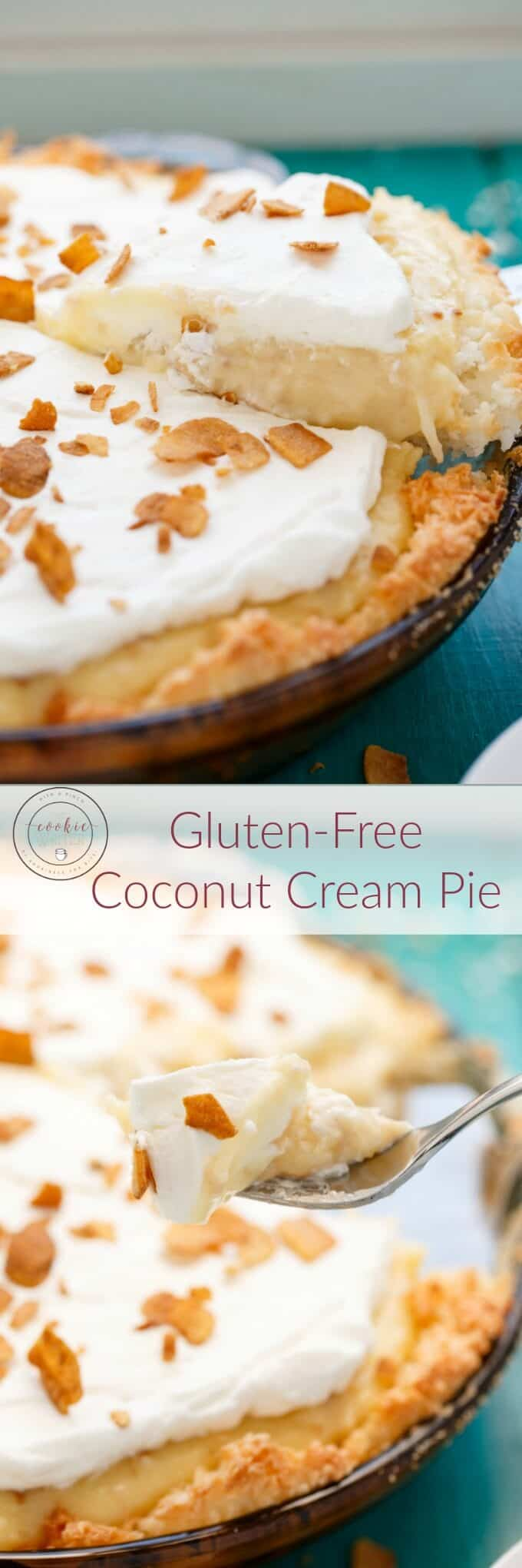 Gluten-Free Coconut Cream Pie