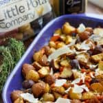 Roasted Dijon Potatoes