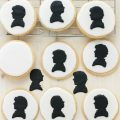 Royal Icing Sherlock Cookies (Cookie Geek #1) #sherlock