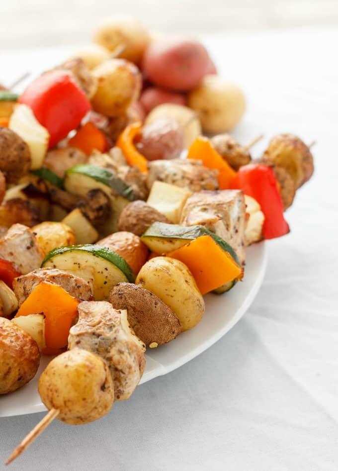 Chicken shish kabob oven recipes