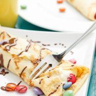 Smarties Crepes