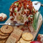 Bacon Apple Cheese Ball