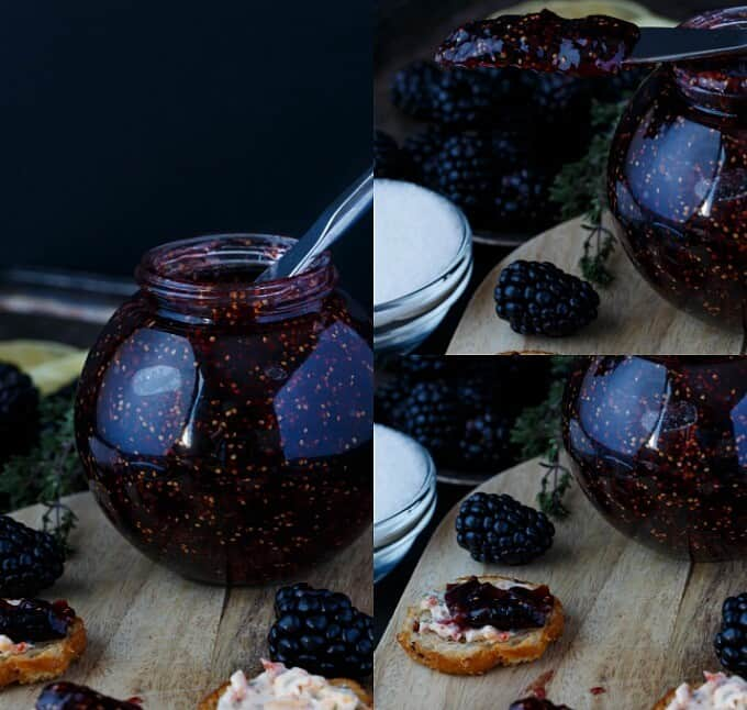 Blackberry-Fig Jamvvvvv
