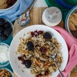 Homemade Instant Oatmeal (Meal Prep)