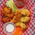 Quinoa-Crusted Chicken Nuggets