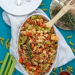 Loaded Vegetable Pasta Casserole