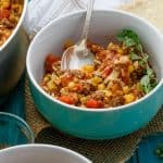 Split Pea Lentil Casserole