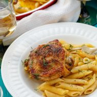 Lemon-Dill Chicken Pasta (Barilla Pronto)