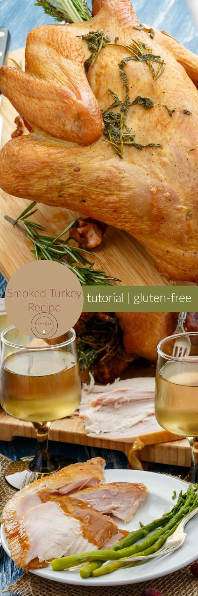 Smoked Turkey Recipe (How to Smoke a Turkey)