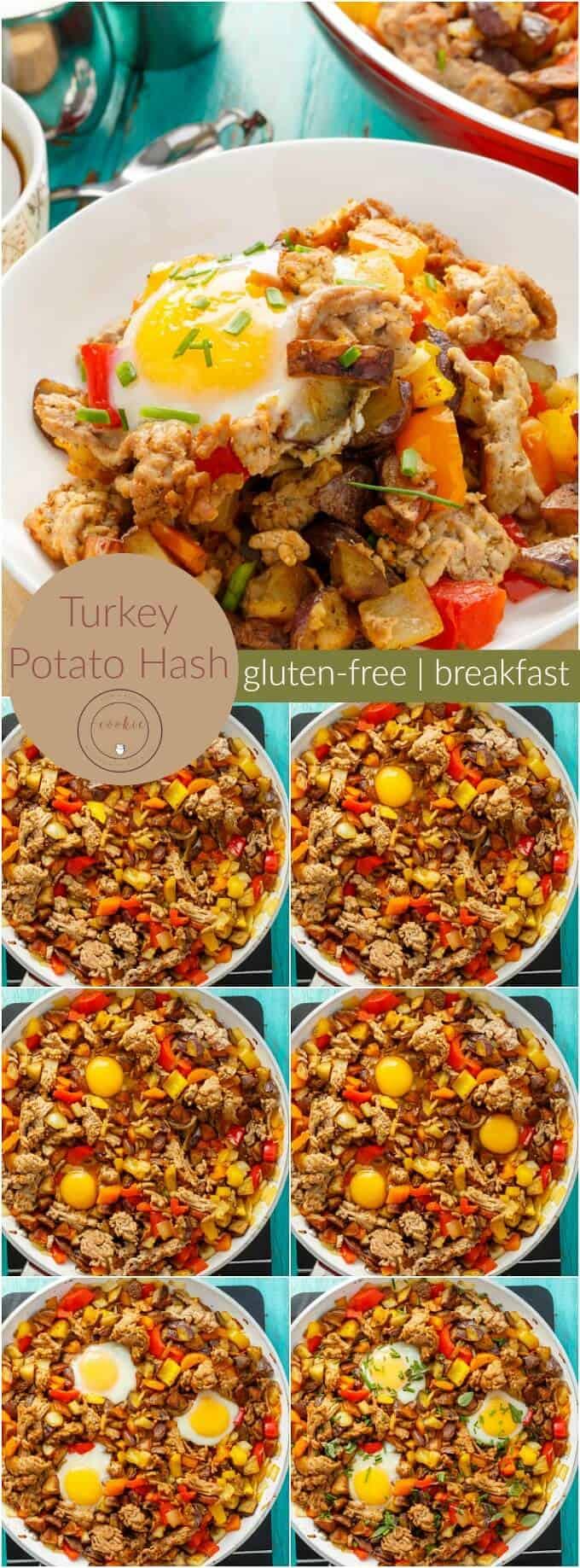 Turkey Potato Hash