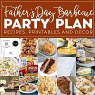 Ultimate Father's Day BBQ Party Plan