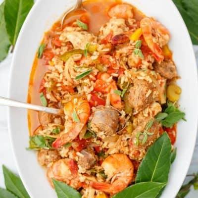 Easy Slow Cooker Jambalaya (Grocery Gateway)
