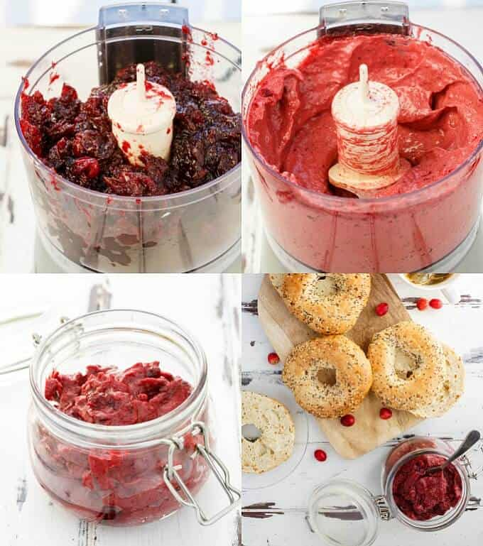 Slow Cooker Cranberry Butter (Vegan/GF)