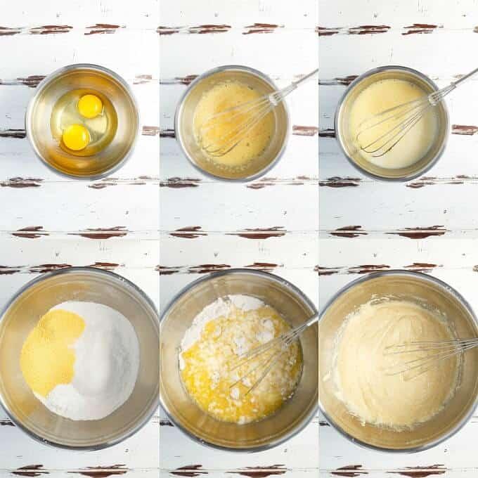 Buttermilk Honey Cornbread Muffins