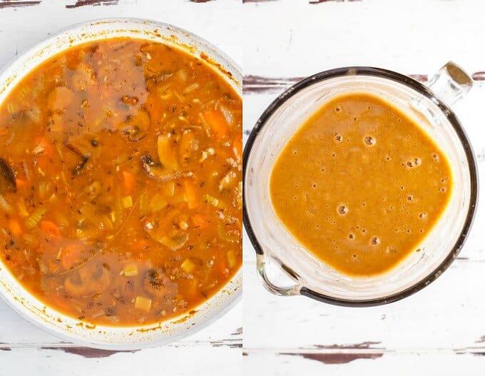 Vegetarian Mushroom Gravy (Vegan)