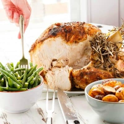Slow Cooker Whole Turkey
