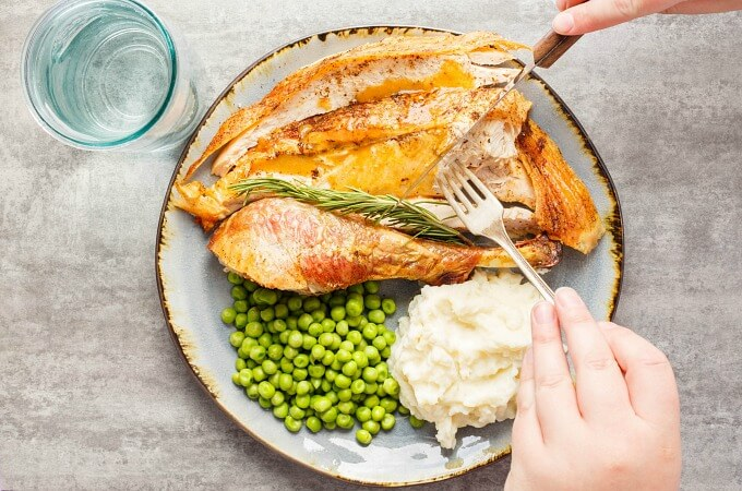 Oven Spatchcock Turkey (How-To)